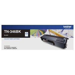 Brother TN-346BK Black High Yield (Genuine)