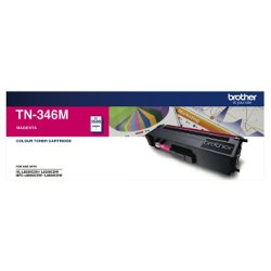 Brother TN-346M Magenta High Yield (Genuine)
