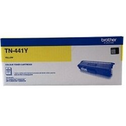 Brother TN-441Y Yellow Toner Cartridge (Genuine)
