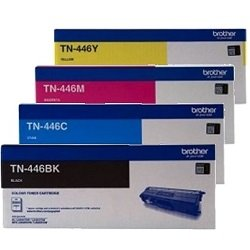 Brother TN-446 4 Pack Bundle (Genuine)