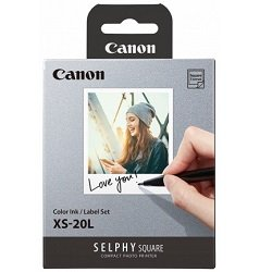 Canon XS-20L Colour Ink Label Pack (Genuine)