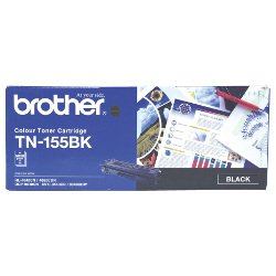 Brother TN-155BK Black High Yield (Genuine)