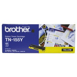 Brother TN-155Y Yellow High Yield (Genuine)