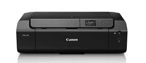 Canon PIXMA PRO 200 A3+ Inkjet Printer Review – Enhanced Colour and Higher Black Density