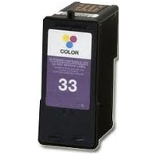 Remanufactured 33 Colour Ink Cartridge (18C0033)