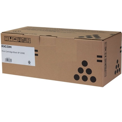Ricoh 407547 Black Toner Cartridge Genuine