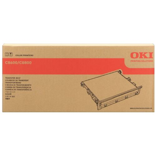 Oki 43449707 Transfer Belt Unit title=