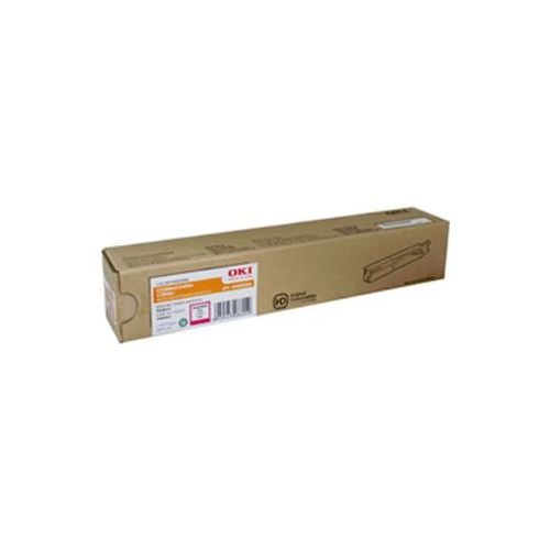 Oki 43459353 Yellow Toner Cartridge Genuine