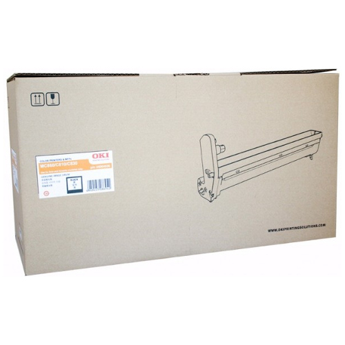 Oki 44064036 Black Drum Unit title=