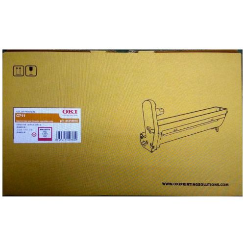 Oki 44318510 Magenta Drum Unit title=