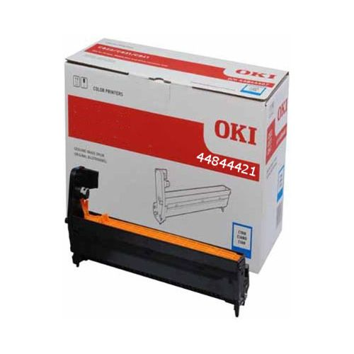 Oki 44844421 Cyan Drum Unit title=