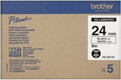 Brother 5-Pack HGe-251V5 Value Pack Genuine