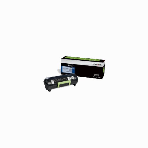 Lexmark 503U Black Ultra High Yield Prebate (50F3U00) (Genuine) title=