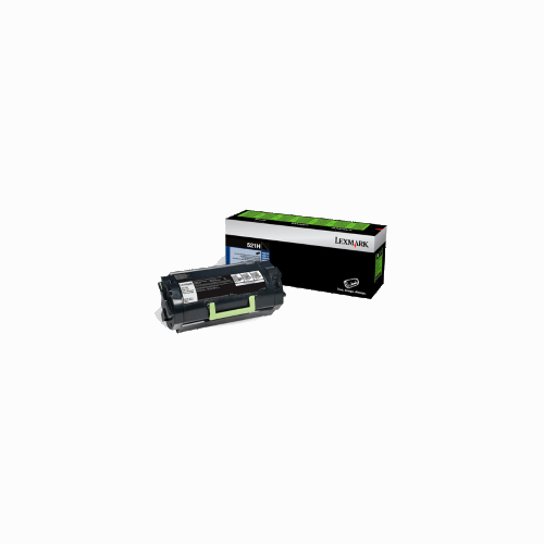 Lexmark 523H Black High Yield Prebate (52D3H00) (Genuine) title=