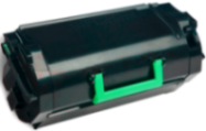 DISCONTINUED - Lexmark 523X Black Extra High Yield Prebate (52D3X00) (Genuine) title=