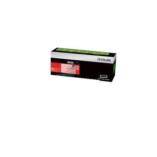 Lexmark 603X Black Extra High Yield (60F3X00) (Genuine) title=