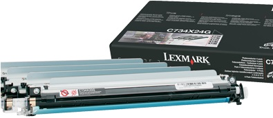 Lexmark 4-Pack C734X24G Value Pack Photoconductor Units