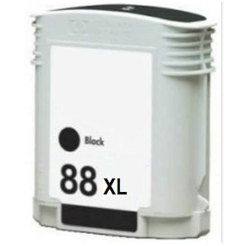 Compatible 88XL Black High Yield (C9396A) title=