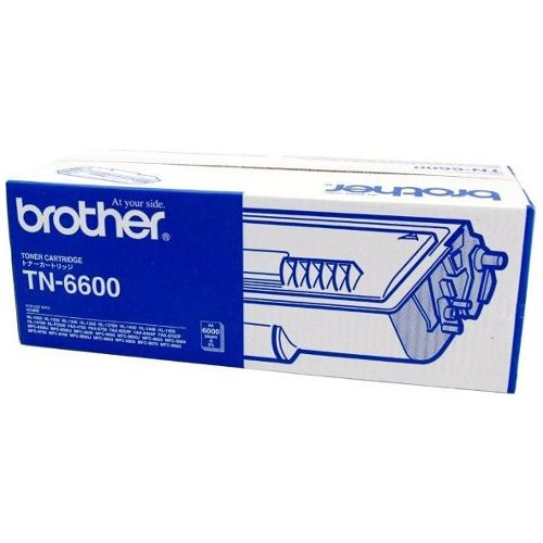 Brother TN-6600 Black Toner Cartridge Genuine