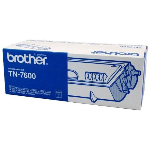 Brother TN-7600 Black (Genuine) title=