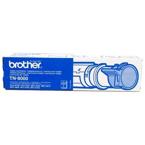 Brother TN-8000 Black (Genuine) title=