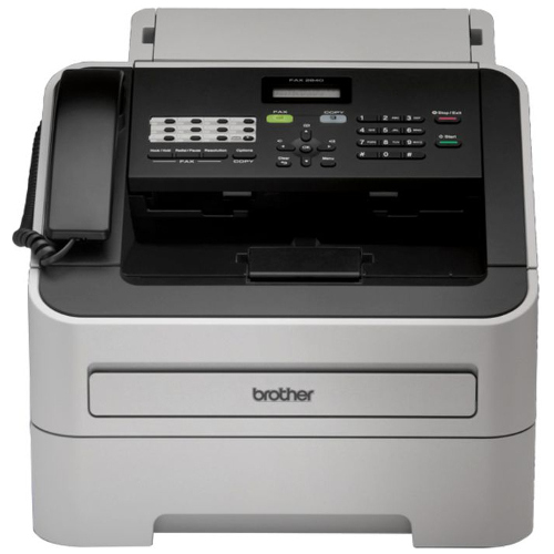 Brother Fax-2840 Multifunction Mono Laser Fax + Printer title=