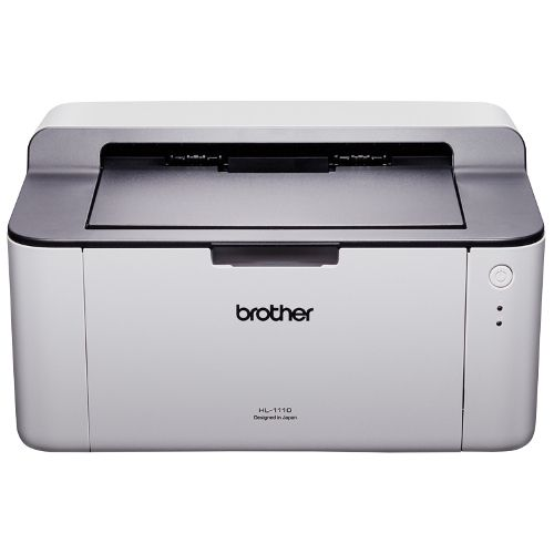 DISCONTINUED - Brother HL-1110 Mono Laser Printer title=