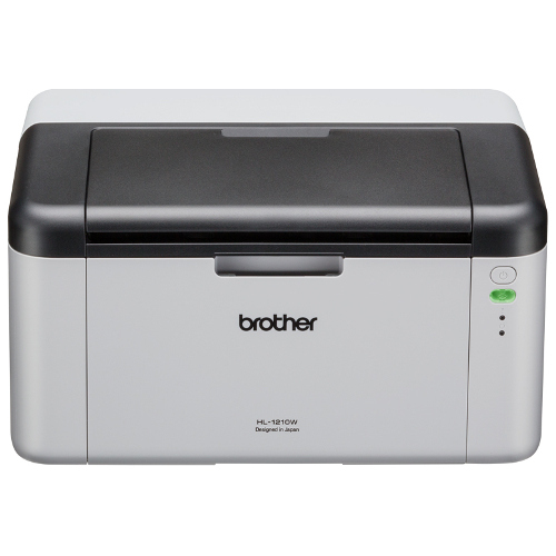 Brother HL-1210W Mono Laser Wireless Printer title=