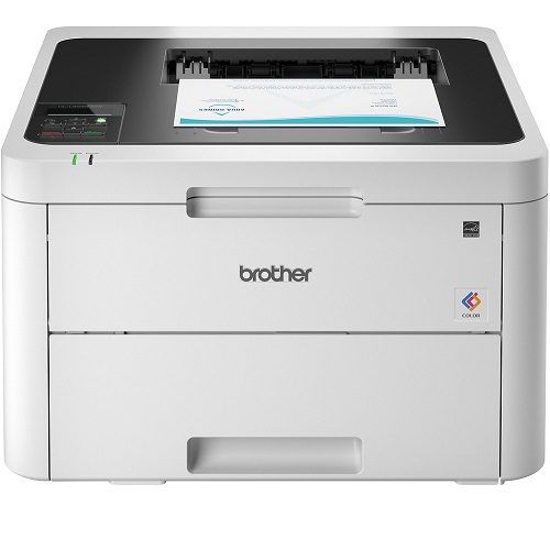 Brother HL-L3230CDW Colour Laser Wireless Printer + Duplex title=