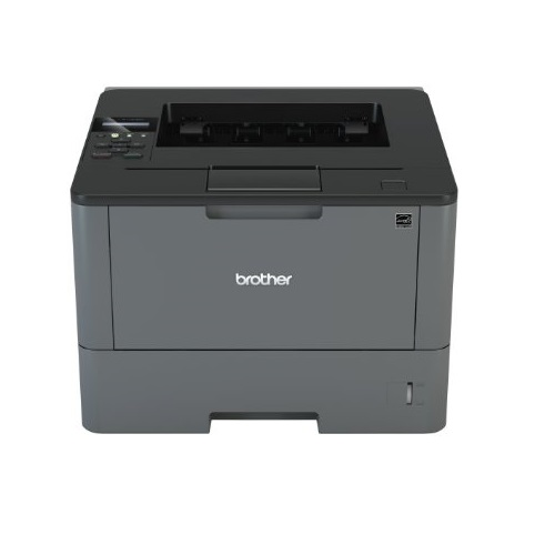 Brother HL-L5100DN Mono Laser Printer + Duplex title=