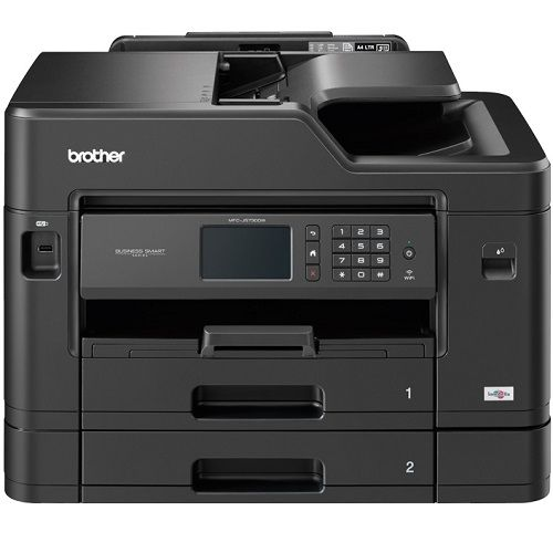 Brother MFC-J5730DW Multifunction Colour InkJet Wireless Printer + Duplex title=