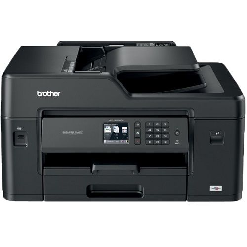 Brother MFC-J6530DW Multifunction Colour InkJet Wireless Printer + Duplex title=