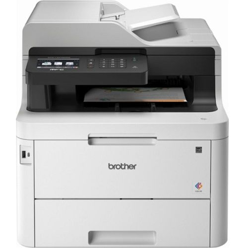 Brother MFC-L3770CDW Multifunction Colour Laser Wireless Printer + Duplex title=
