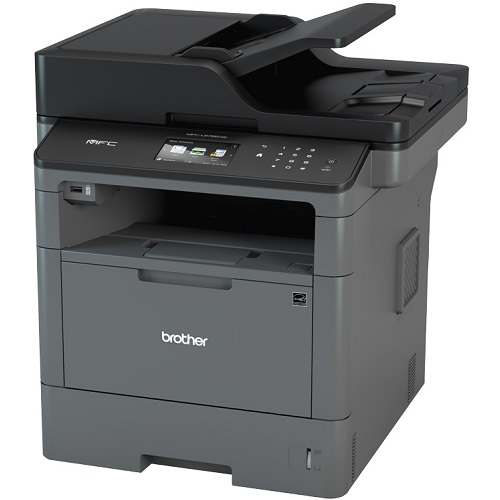 Brother MFC-L5755DW Multifunction Mono Laser Printer + Duplex title=