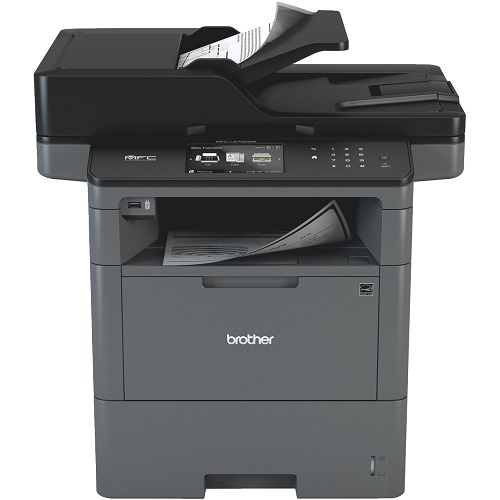 Brother MFC-L6700DW Multifunction Mono Laser Printer + Duplex title=