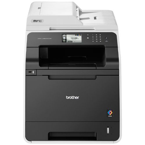 Brother MFC-L8600CDW Multi Function Colour Laser Wireless Printer + Duplex title=