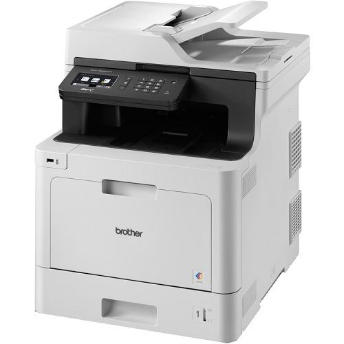 Brother MFC-L8690CDW Multifunction Colour Laser Wireless Printer + Duplex title=