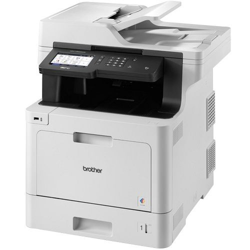 Brother MFC-L8900CDW Multifunction Colour Laser Wireless Printer + Duplex title=