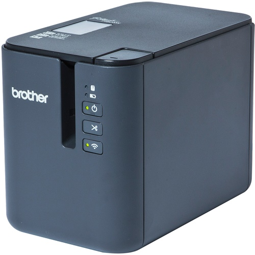 Brother PT-P950NW Labeller title=