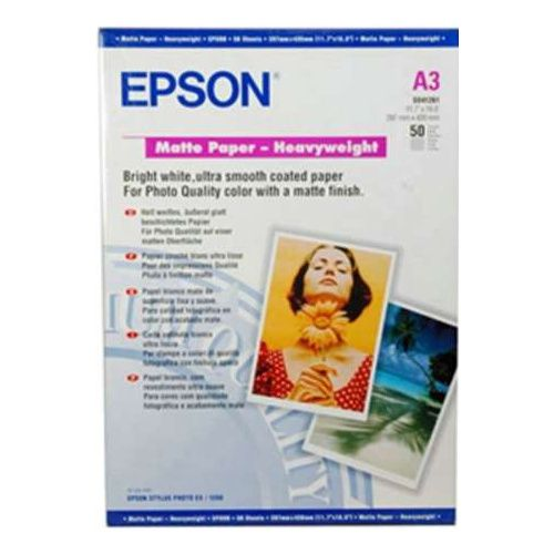 Epson S041261 White A3 Specialty Paper