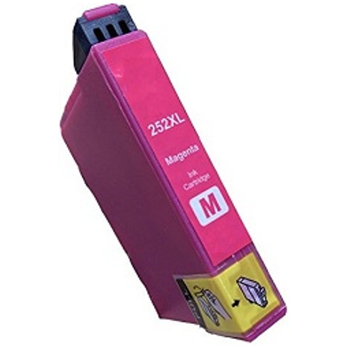 Compatible 252XL Magenta High Yield (C13T253392) title=