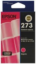 Epson 273 Magenta Ink Cartridge Genuine (C13T273392)