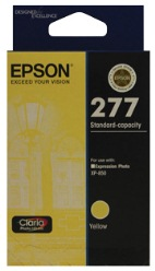 Epson 277 Yellow Ink Cartridge Genuine (C13T277492)