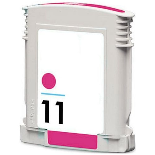 Compatible 11 Magenta (C4837AA) title=