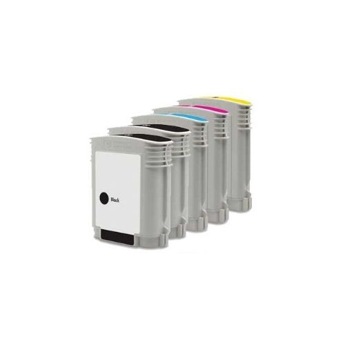 Remanufactured 940XL (C4906AA-C4909AA) 5 Pack Bundle title=