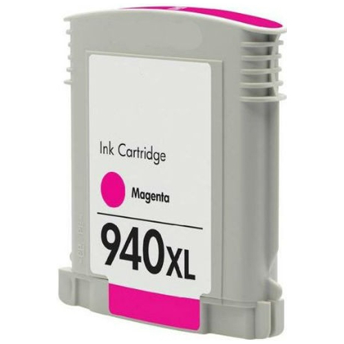 Remanufactured 940XL Magenta High Yield (C4908AA) title=