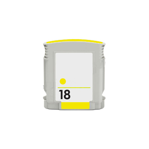 Compatible 18 Yellow (C4939A) title=