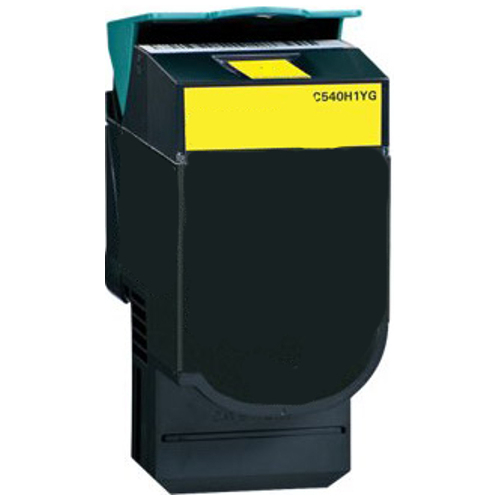 Remanufactured C540H1YG Yellow title=