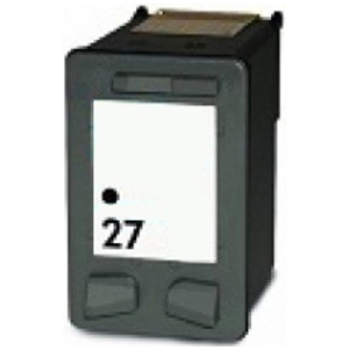 Remanufactured 27 Black (C8727AA) title=