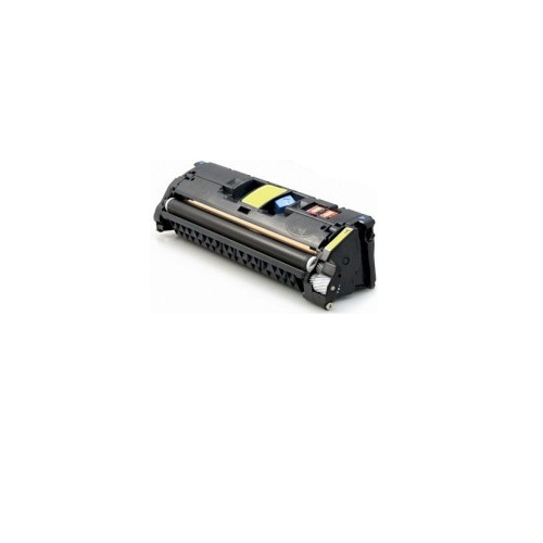 Remanufactured 121A Yellow (C9702A) title=